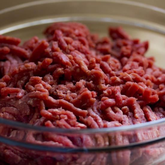 hamburger ground beef