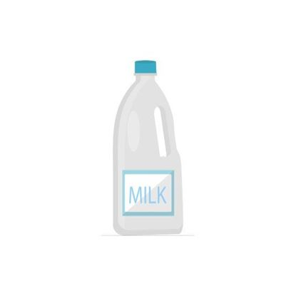 grassfed raw milk - half gallon