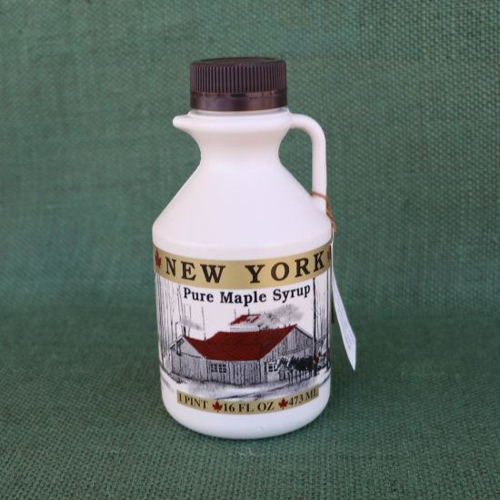 real maple syrup - pint
