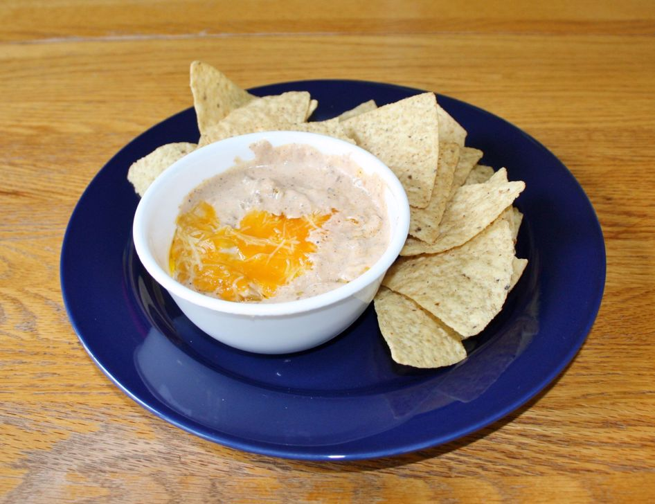 Having a party and want a more filling dip? here is a simple yet hardy dip recipe.